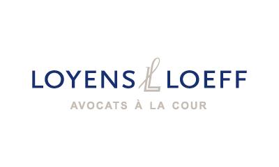 Loyens Loeff logo - avocats à la cour