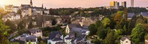 Luxembourg among the top 3 financial centres in the EU