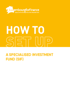 LFF Publications: How to set up a Specialised Investment Fund (SIF)