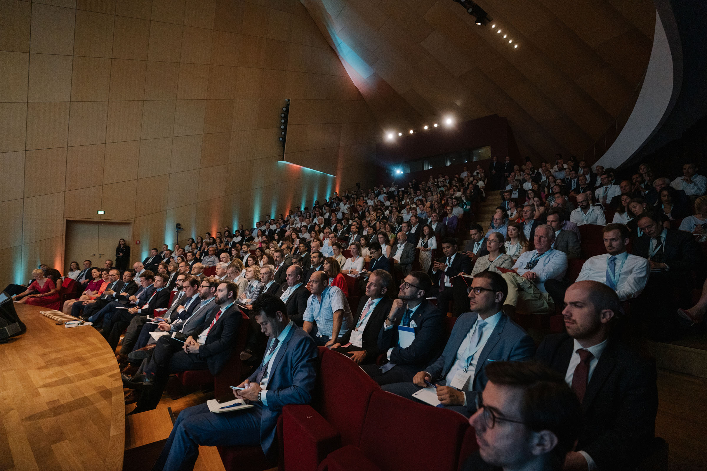 2nd Sustainable Finance Forum - Luxembourg for Finance