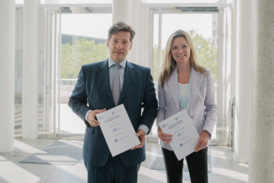 Luxembourg for Finance and Toronto Finance International renew strategic partnership