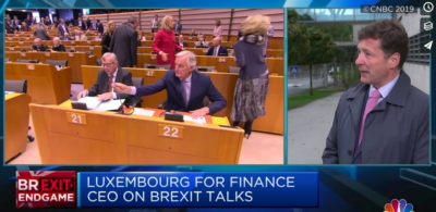 European financial industry prepared for a no-deal brexit