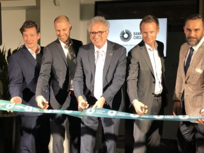 Banking circle celebrates banking lisense and opening of new office in Luxembourg
