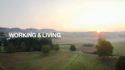 WORKING & LIVING IN LUXEMBOURG