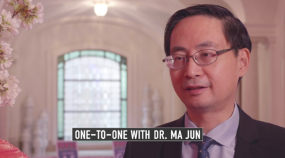 ONE – TO – ONE WITH DR. MA JUN